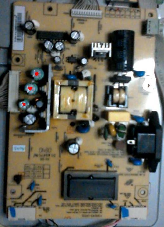 Monitor lcd enciende y se apaga constantemente monitores for Caldera se apaga y enciende constantemente